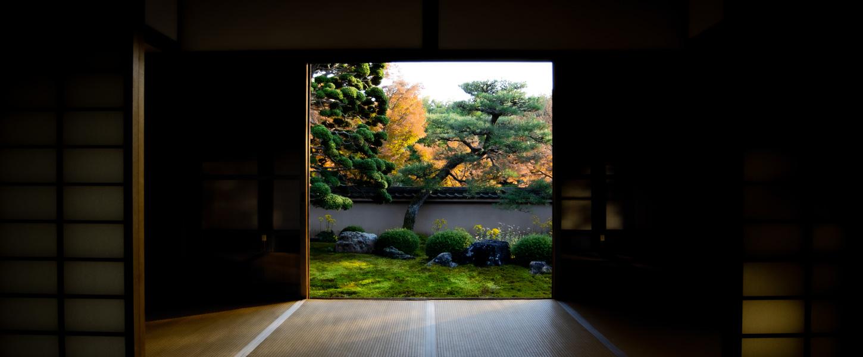 京都非公開文化財特別公開東山区の天得院(トップ案内2)